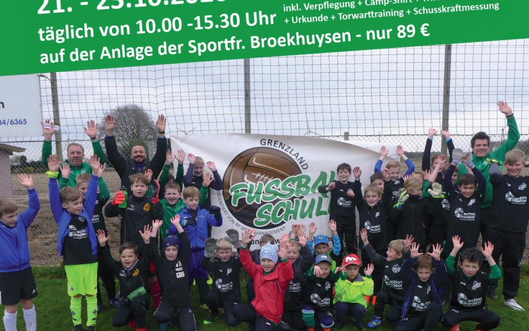 Fuss­ball Herbst Camp